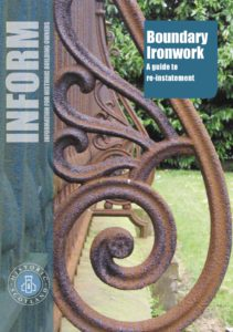 thumbnail of inform guide ironwork