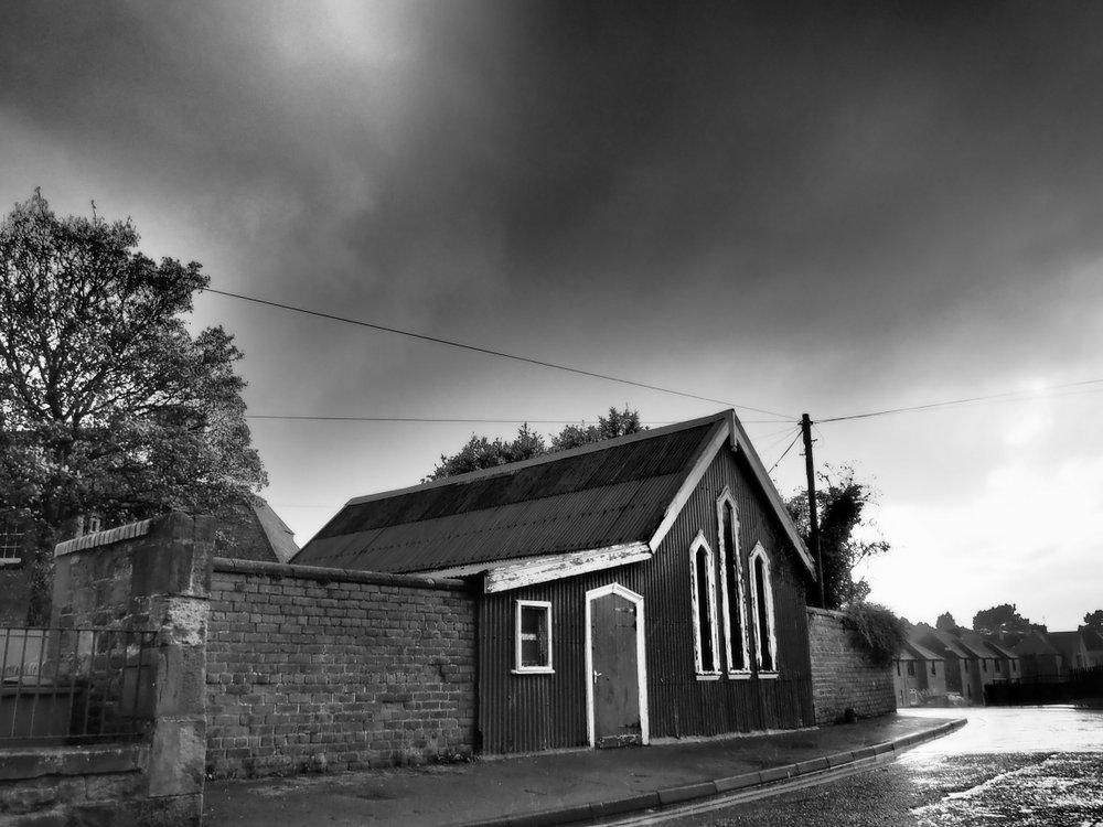 Last East Lothian Tin Tabernacle to be demolished